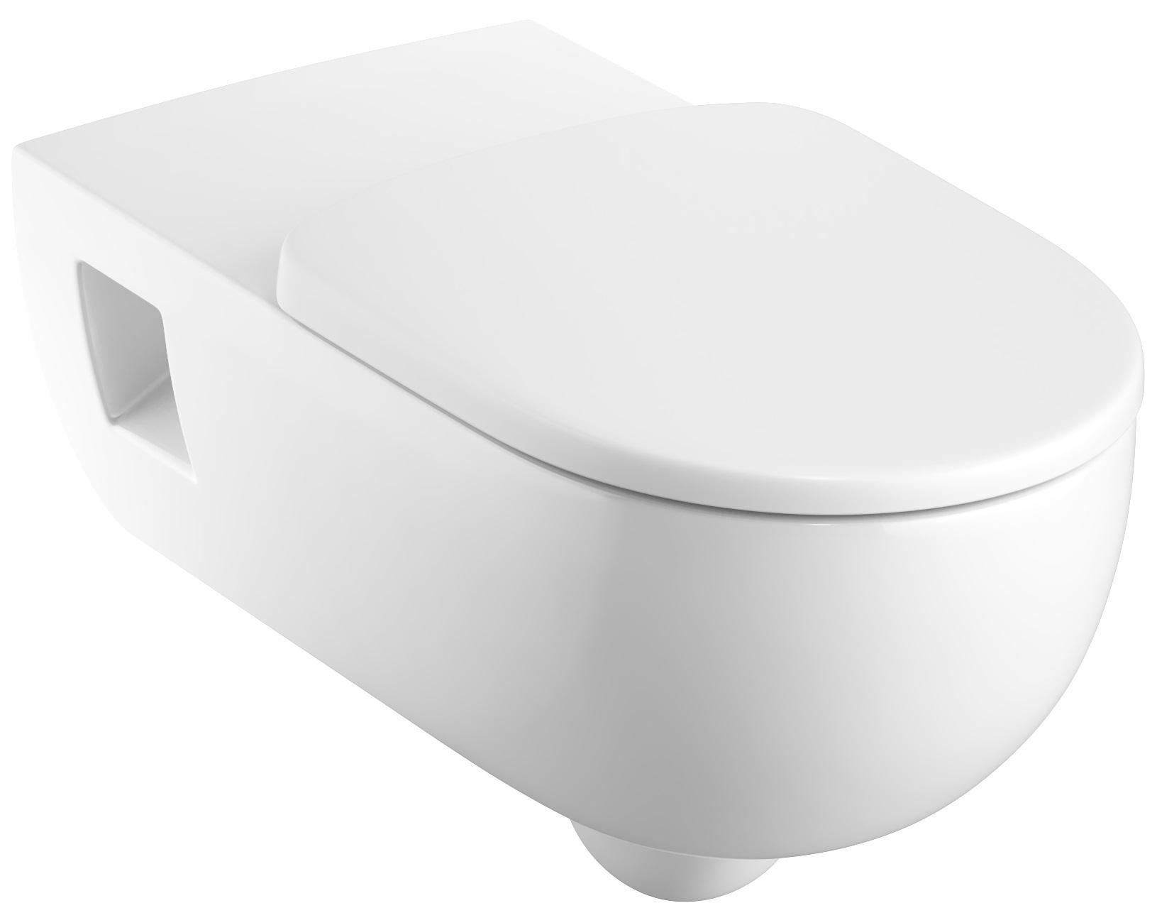 Wisząca Miska WC dla niepełnosprawnych KOŁO NOVA PRO PREMIUM Bez Barier M33129000